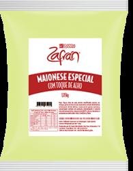 MAIONESE ESPECIAL COM ALHO ZAFRAN 1,05 KG