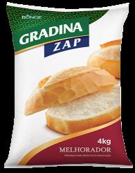 REFORÇADOR ZAP GRADINA 4 KG