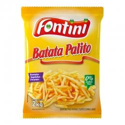 BATATA FONTINI TRADICIONAL 2 KG