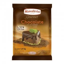 Chocolate em pó 32% Mavalério 1kg