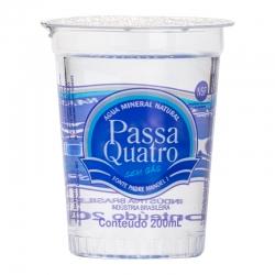 Água Mineral Passa Quatro - 48 copos de 200ml
