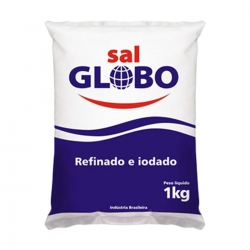 SAL REFINADO GLOBO FARDO 30/1 KG