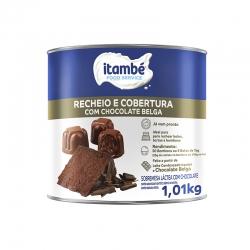 COB E RECH CHOCOLATE BELGA ITAMBE 1,01KG