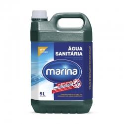 Água Sanitária Marina - Galão 5 Litros