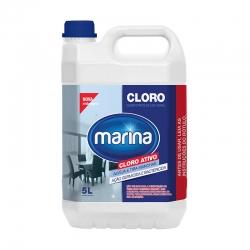 Cloro Marina - Galão 5 Litros