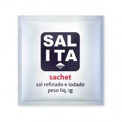 SACHET SAL REFINADO ITA 2000/1 GR