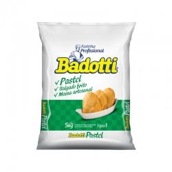 Farinha de Trigo Badotti Pastel 5 kg