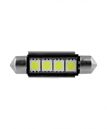 TORPEDO 4 LED 5050 CANBUS 41MM