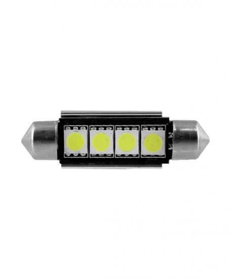 TORPEDO 4 LED 5050 CANBUS 41MM