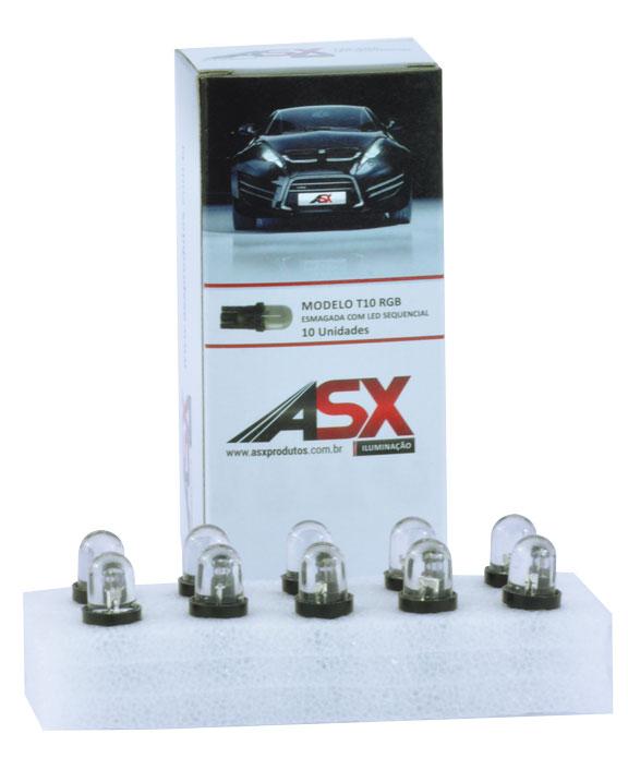 T10 RGB 12v | ASX Produtos