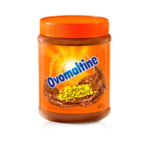 CREME CROCANTE OVOMALTINE 660 GRS
