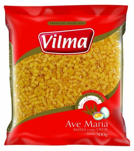 MACARRÃO OVOS VILMA AVE MARIA 20/500 GR