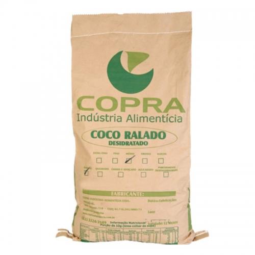 COCO RALADO FINO COPRA 10 KG