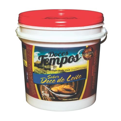 DOCE DE LEITE DOCES TEMPOS 5 KG