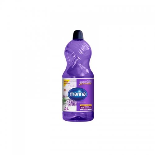 Desinfetante Lavanda Marina - 6 uni. de 2 L