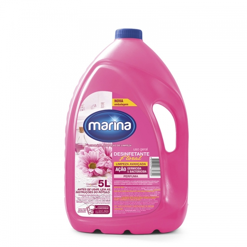 Desinfetante Floral Marina - 5lt