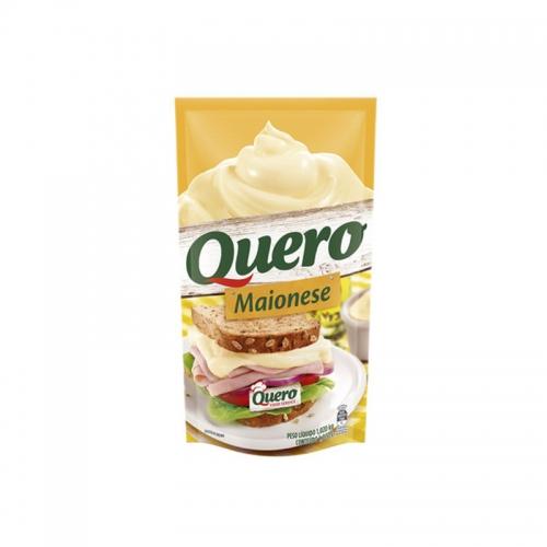 MAIONESE QUERO POUCH 1,02