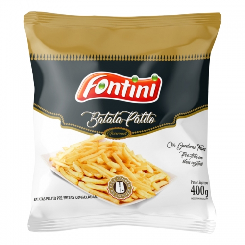 BATATA CONG FONTINI PREMIUM 36/400 GR
