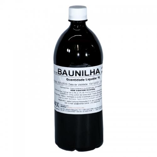 Essência Aromax Baunilha - 1 lt