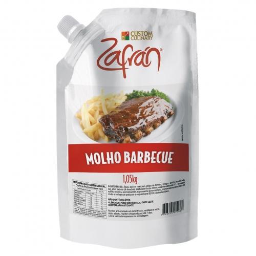 MOLHO BARBECUE ZAFRAN 1,05 KG