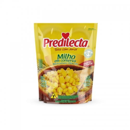 MILHO VERDE PREDILECTA POUCH 32/170 GR