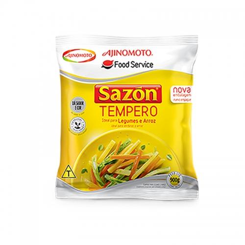 Tempero Sazón Profissional Amarelo 900grs
