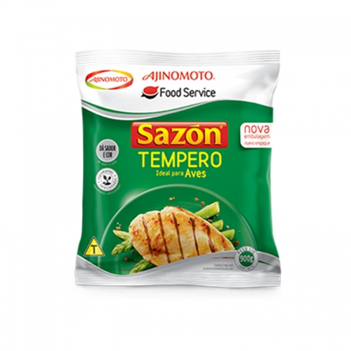 Tempero Sazón Profissional Verde 900 grs.