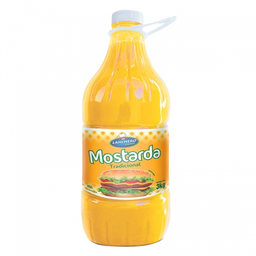 Mostarda Lanchero 3kg