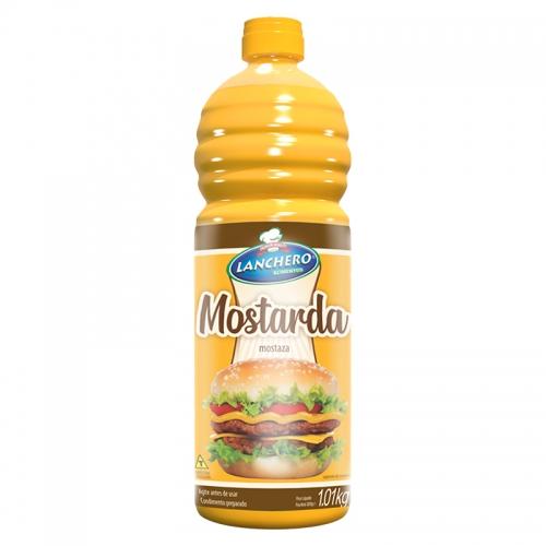 MOSTARDA LANCHERO PET 1,01 LT