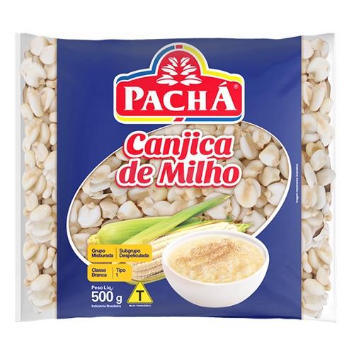 CANJICA DE MILHO PACHÁ 20/500 GR