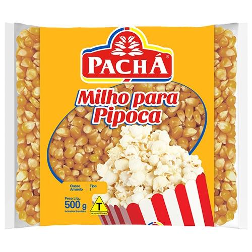 MILHO PIPOCA PACHA 20/500 GR