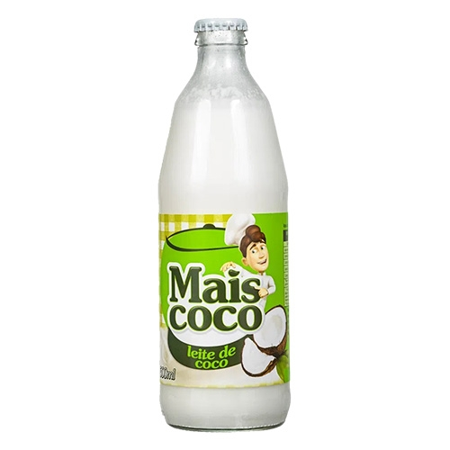 Leite de Coco 500ml Mais Coco
