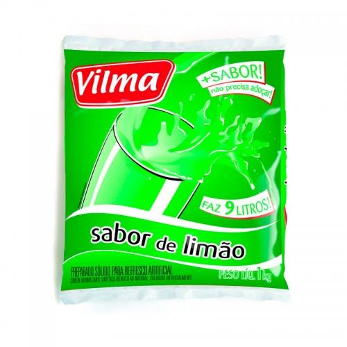 Refresco Vilma Limão 1Kg