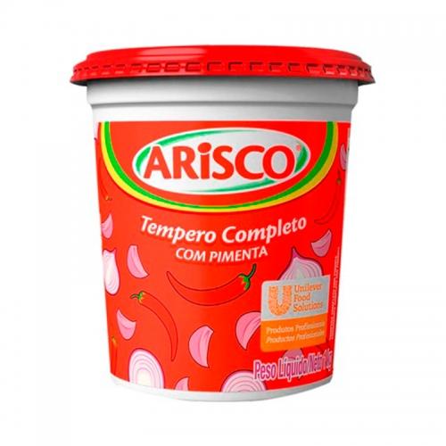 Tempero Completo com Pimenta 1kg Arisco