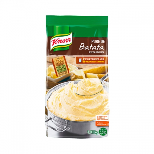 Purê de Batatas Knorr 1,1kg