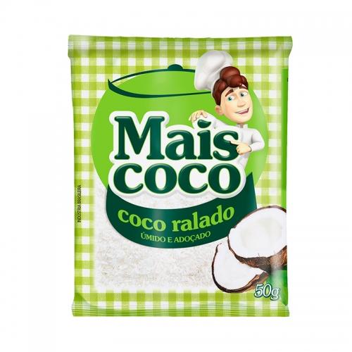 COCO RALADO MAIS COCO 50/50 GR