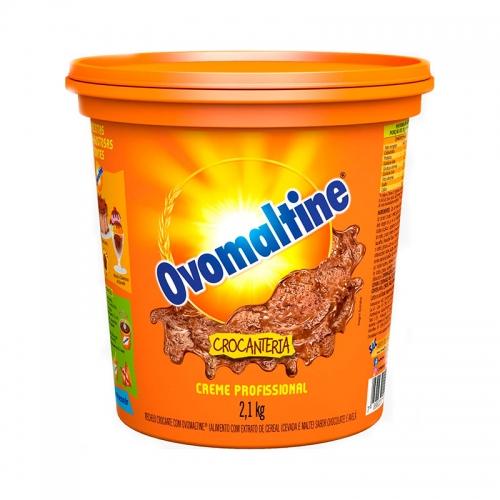 RECHEIO CREME CROCANTE OVOMALTINE 2,1 KG