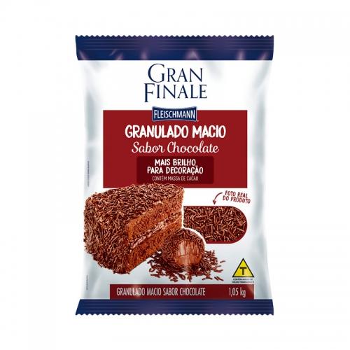 GRANULADO MACIO ESCURO GRAN FINALE 1,05K