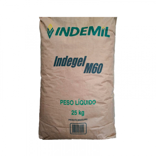 AMIDO DE MANDIOCA MODIFICADO INDEGEL 25 KG