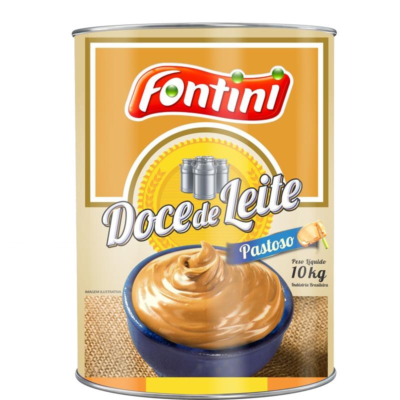 Doce de Leite Fontini - 10kg