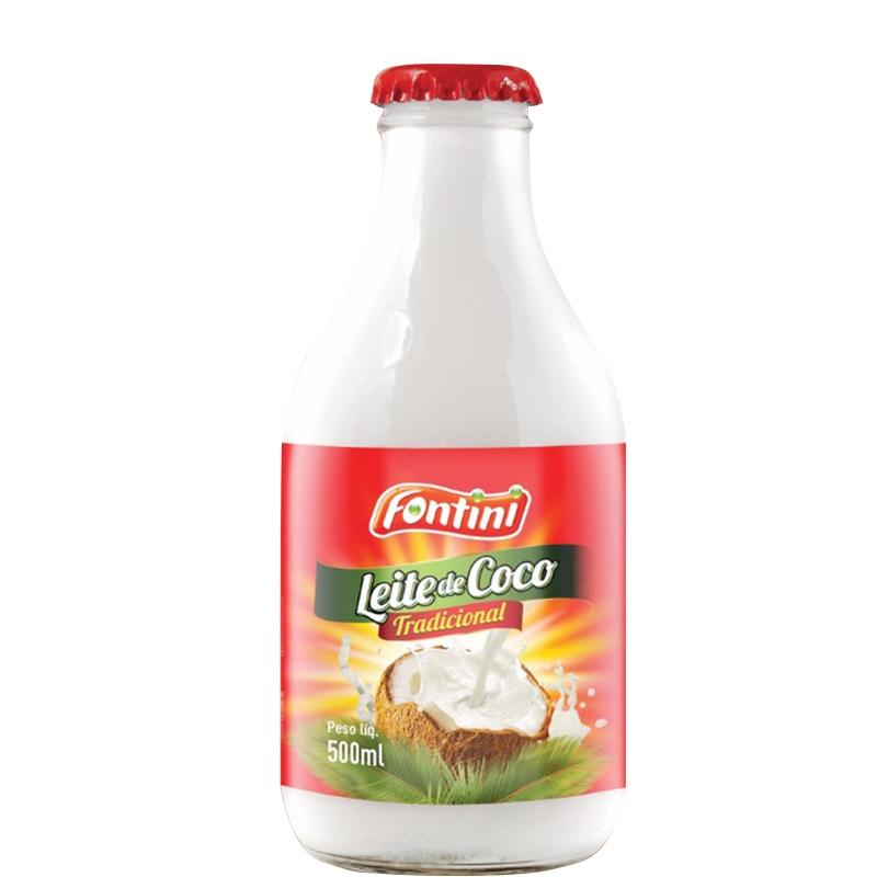 Leite de Coco Fontini - 500 ml