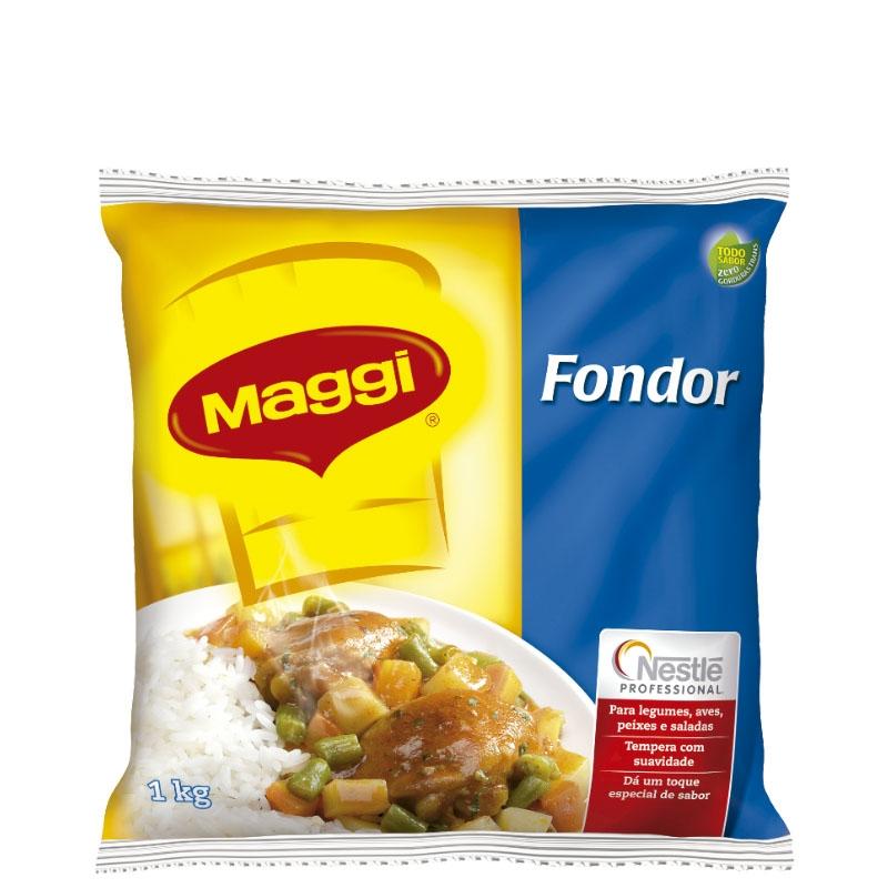 Tempero Completo Fondor Maggi Nestlé 1kg
