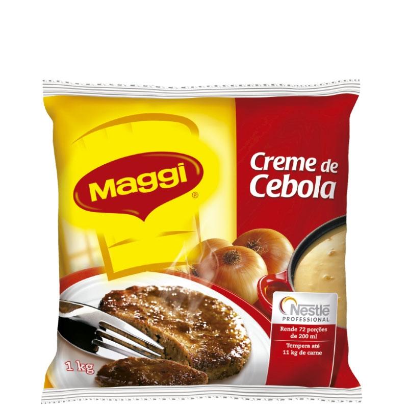 Creme de Cebola Maggi 1kg