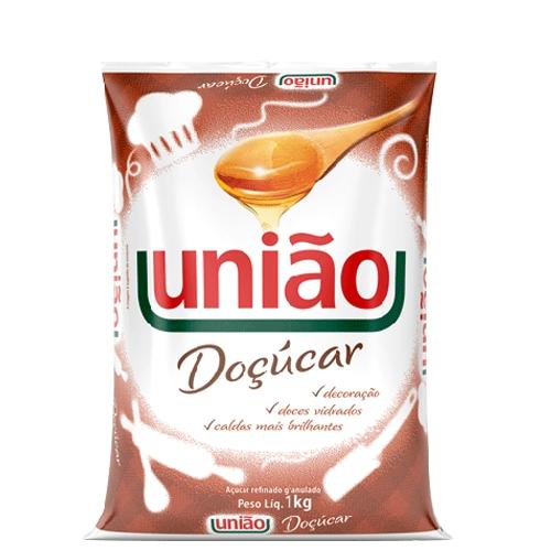 Açúcar Granulado Branco Doçúcar 1Kg
