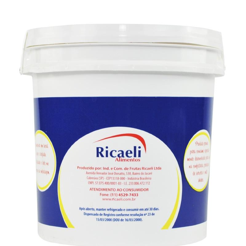 Polpa de Abacaxi Ricaeli 4,1kg