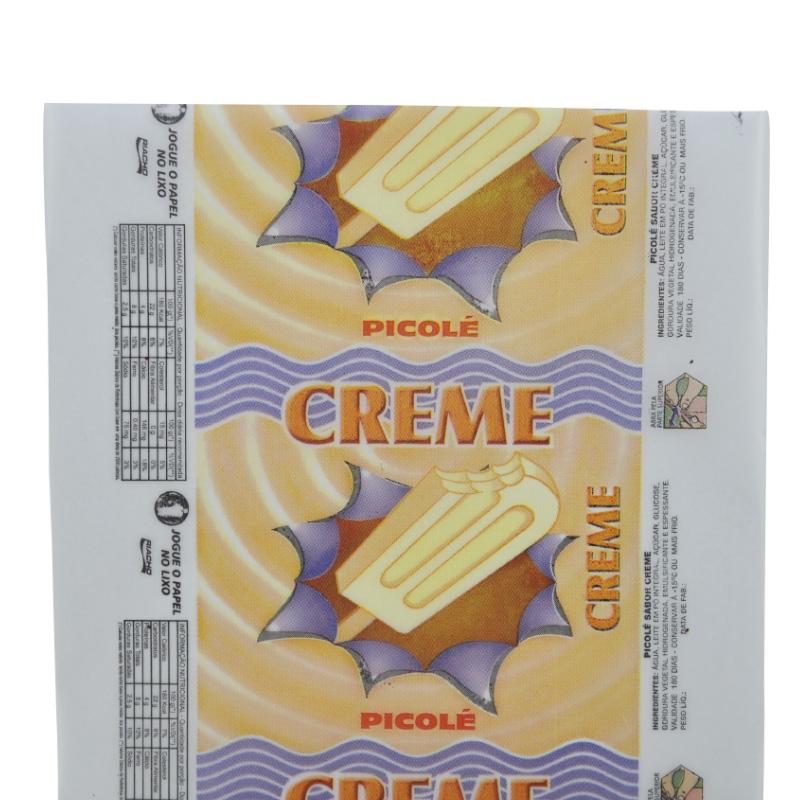 Papel Picolé Creme 1kg Riacho