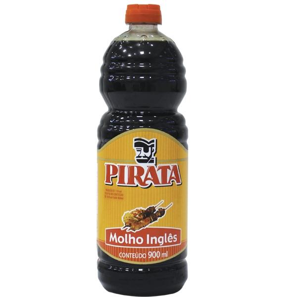 Molho Inglês Pirata 900 ml