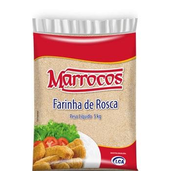 Farinha de Rosca Marrocos LCA 5Kg