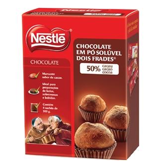 Chocolate em pó Nestlé 50% 1kg