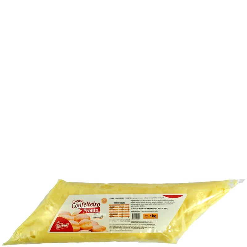 Creme Conf Pronto Baunilha Felicci 1 Kg